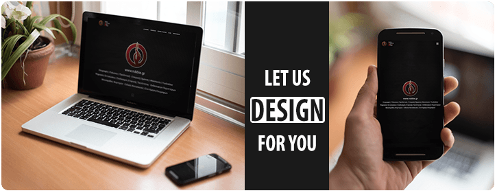 LET US DESIGN FOR YOU - ROBBIE