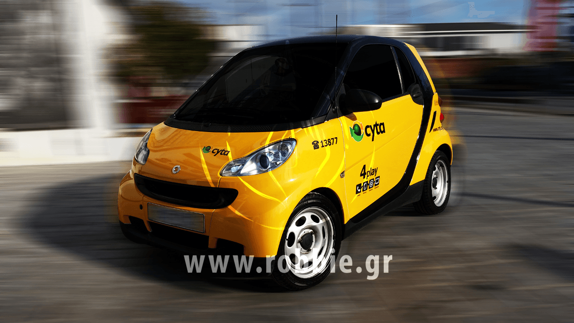 CYTA / Σήμανση οχημάτων 8
