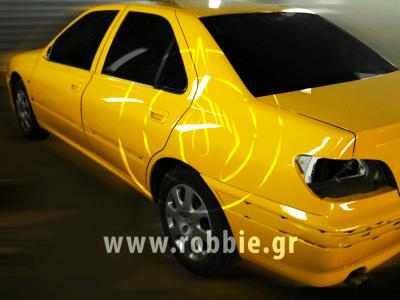 ΤΑΞΙ / Φανοποιία - Βαφή αυτοκινήτου 1
