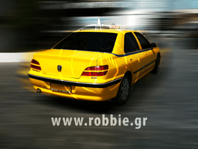 ΤΑΞΙ / Φανοποιία - Βαφή αυτοκινήτου 2