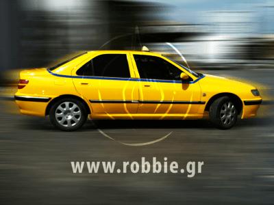 ΤΑΞΙ / Φανοποιία - Βαφή αυτοκινήτου 3