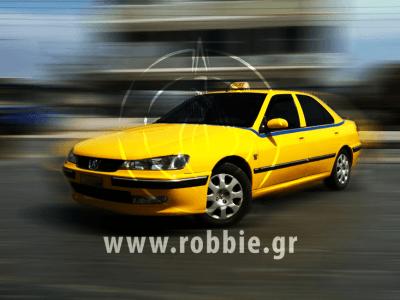 ΤΑΞΙ / Φανοποιία - Βαφή αυτοκινήτου 5