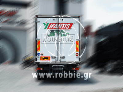 ΥΦΑΝΤΗΣ - Fouantre / Σήμανση οχημάτων 4
