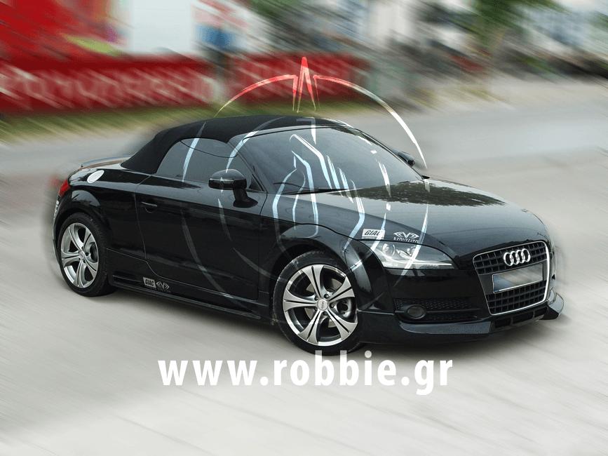 Audi TT / Φανοποιία - Βαφή αυτοκινήτου 1