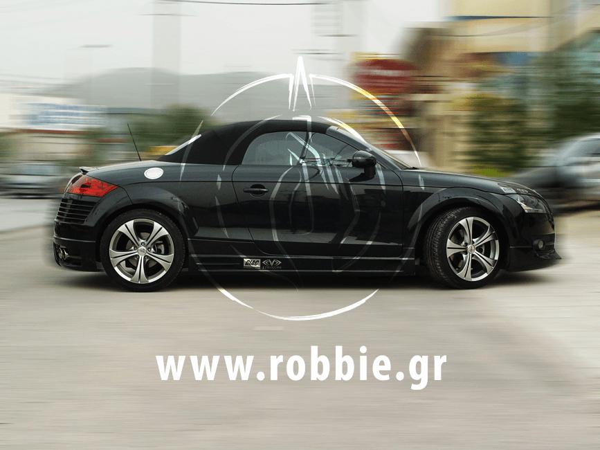Audi TT / Φανοποιία - Βαφή αυτοκινήτου 2