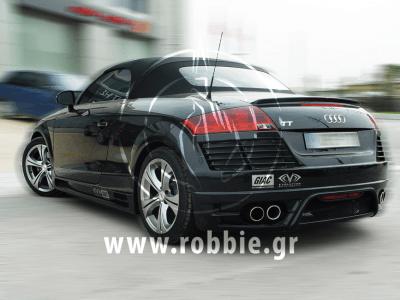 Audi TT / Φανοποιία - Βαφή αυτοκινήτου 3