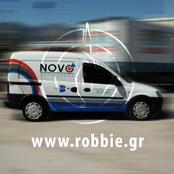 Novo Technologies / Σήμανση οχημάτων 3