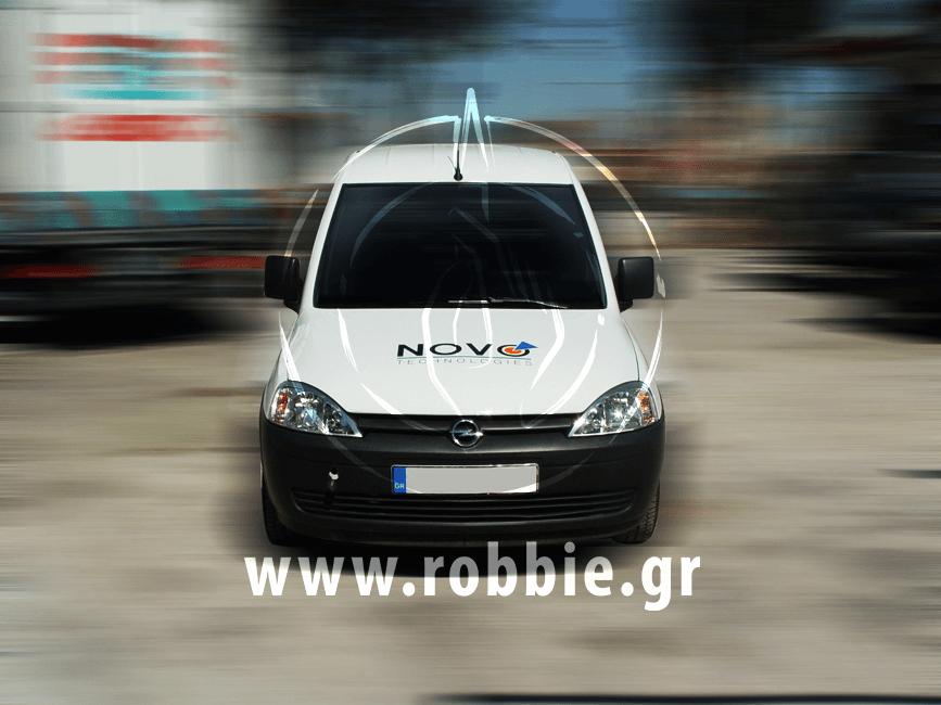 Novo Technologies / Σήμανση οχημάτων 4