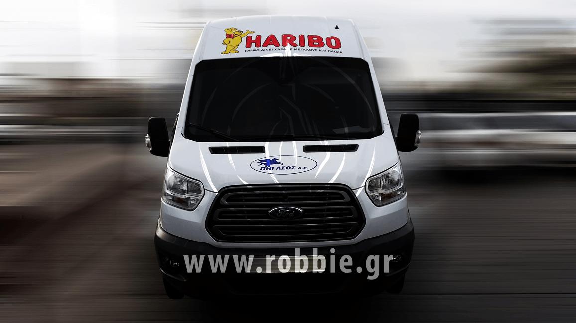 HARIBO / Σήμανση οχημάτων 2