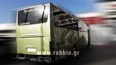 Panolympia / Βαφή λεωφορείου 2