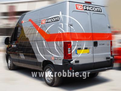Facom / Σήμανση οχημάτων 3