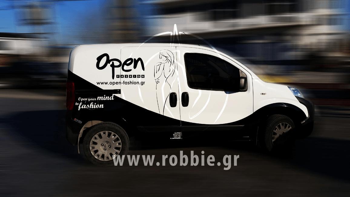Open Fashion / Σήμανση οχημάτων 3