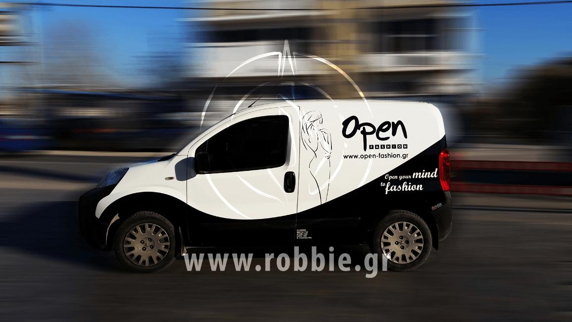 Open Fashion / Σήμανση οχημάτων 1