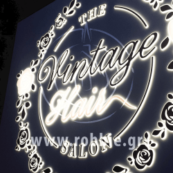 The Vintage Hair Salon / Πυλώνες 4