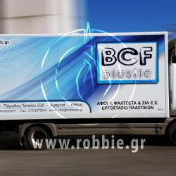 BCF Plastic / Σήμανση οχημάτων 2