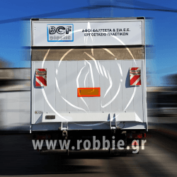 BCF Plastic / Σήμανση οχημάτων 3