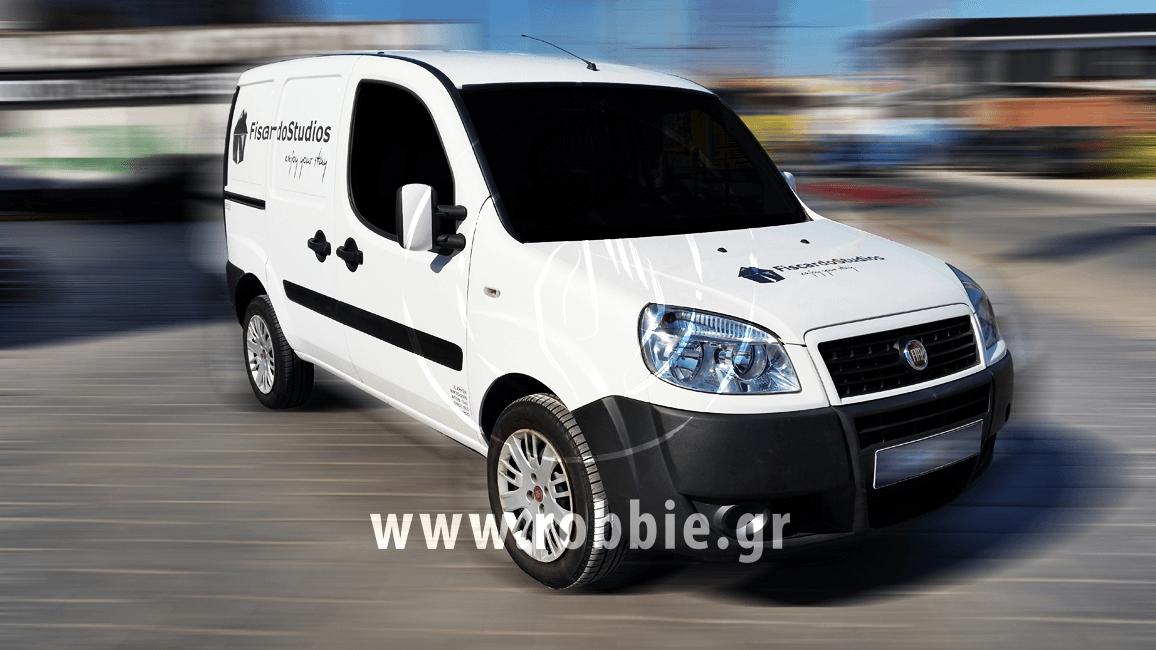 FiscardoStudios / Σήμανση οχημάτων 3