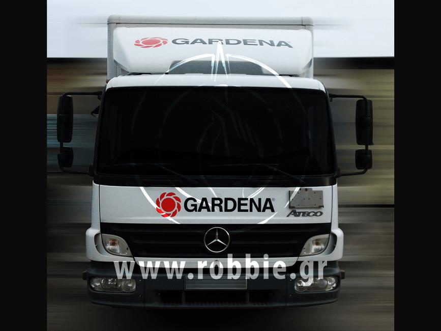 Gardena / Σήμανση οχημάτων 3