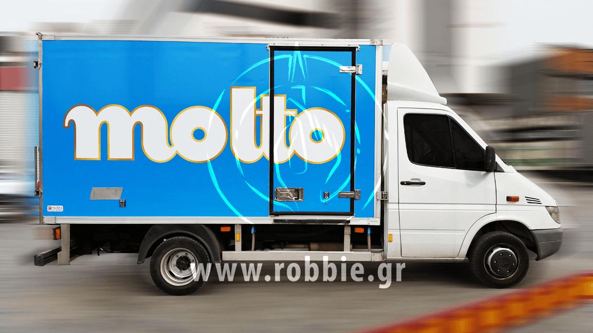 MOLTO / Σήμανση οχημάτων 2