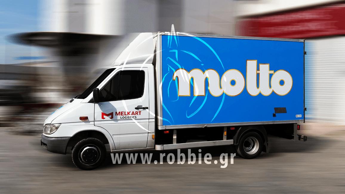 MOLTO / Σήμανση οχημάτων 3