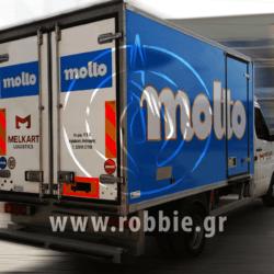 MOLTO / Σήμανση οχημάτων 4