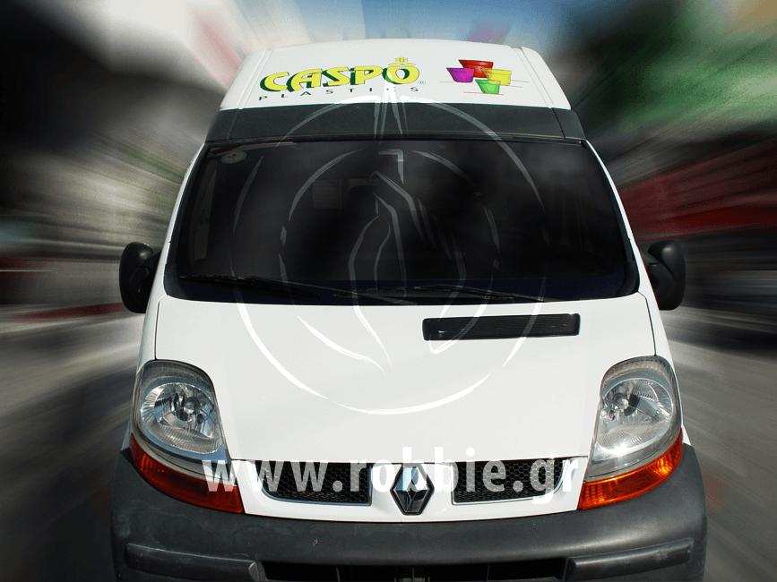 Caspo Plastics / Σήμανση οχημάτων 1