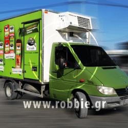 Creta Farms - εν ελλάδι / Σήμανση οχημάτων 3