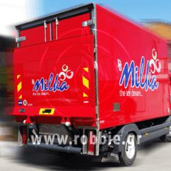 Milka / Σήμανση οχημάτων 3