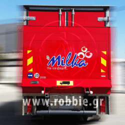 Milka / Σήμανση οχημάτων 4