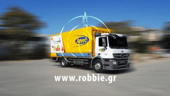 Άργος Jake Vitamin Candy / Μουσαμάδες φορτηγών 5