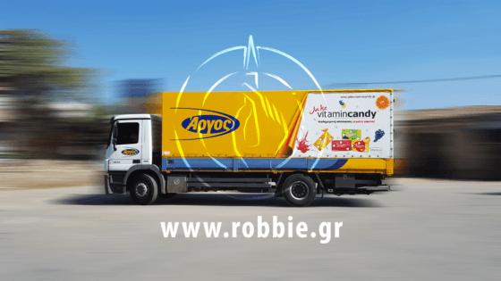Άργος Jake Vitamin Candy / Μουσαμάδες φορτηγών 6