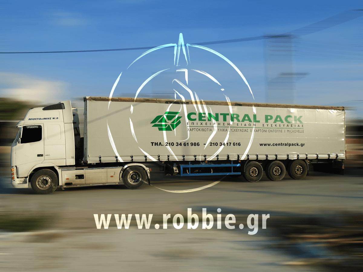 Central Pack / Μουσαμάδες φορτηγών 2