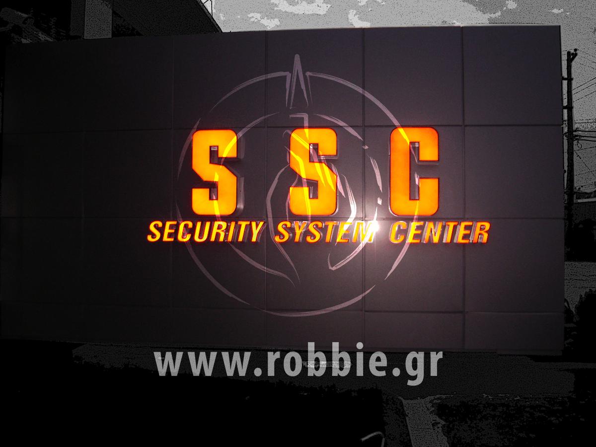 SSC / Επιγραφή 1