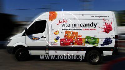 Άργος Jake Vitamin Candy / Σήμανση οχημάτων 2