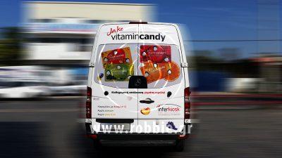 Άργος Jake Vitamin Candy / Σήμανση οχημάτων 4