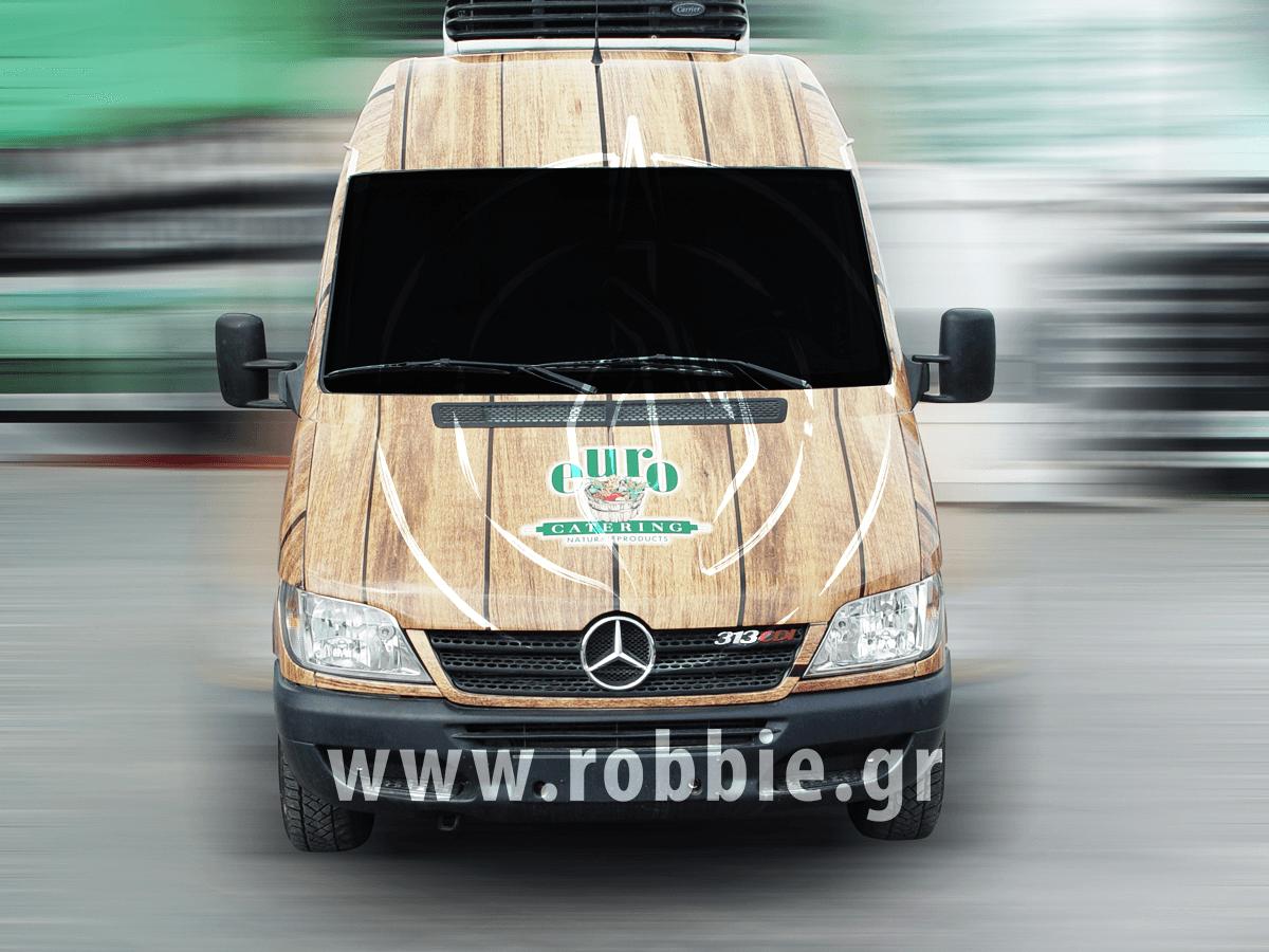 Φρεσκούλης - Wood / Σήμανση οχημάτων 2