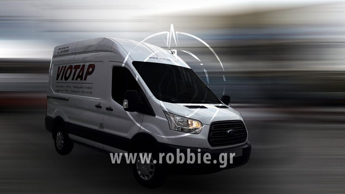 Viotap / Σήμανση οχημάτων 1