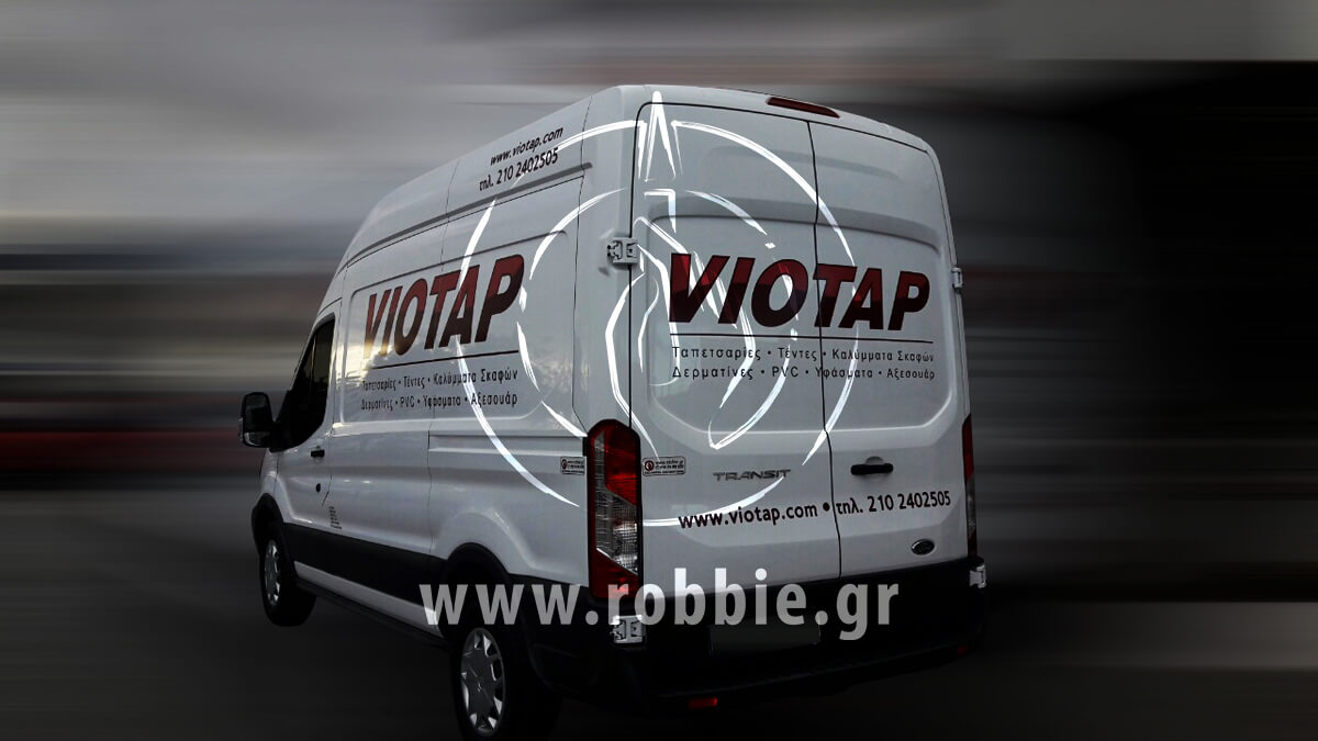Viotap / Σήμανση οχημάτων 7