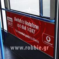 Vodafone Αεροδρόμιο / Σήμανση Λεωοφορείου 1