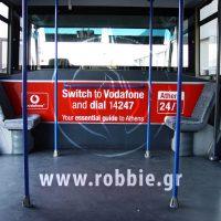 Vodafone Αεροδρόμιο / Σήμανση Λεωοφορείου 2