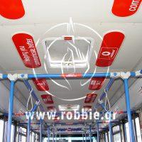 Vodafone Αεροδρόμιο / Σήμανση Λεωοφορείου 3