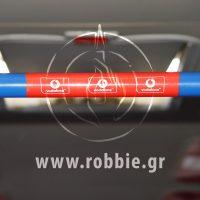 Vodafone Αεροδρόμιο / Σήμανση Λεωοφορείου 5
