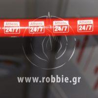 Vodafone Αεροδρόμιο / Σήμανση Λεωοφορείου 6