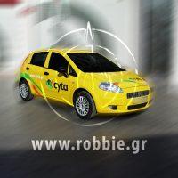 CYTA / Σήμανση οχημάτων 1