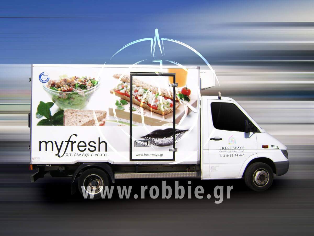 Freshways / Σήμανση οχημάτων 3