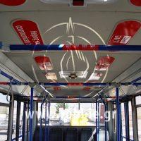 Vodafone Αεροδρόμιο / Σήμανση Λεωφορείου 9