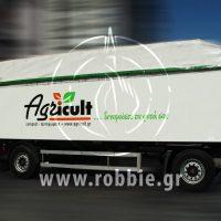 Agricult - Μουσαμάδες φορτηγών / Σήμανση οχημάτων 4