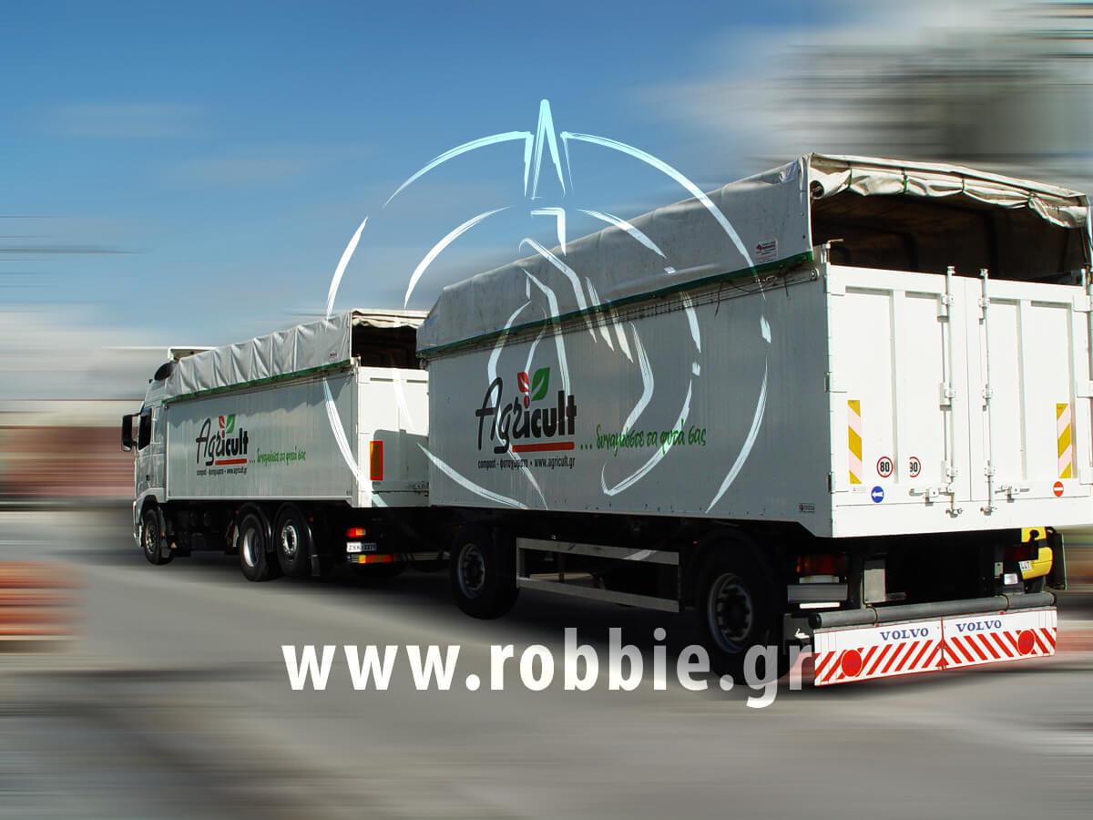 Agricult - Μουσαμάδες φορτηγών / Σήμανση οχημάτων 5