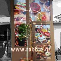 Πανούσης - Αρτοποιεία / Σήμανση καταστήματος 2