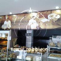 Πανούσης - Αρτοποιεία / Σήμανση καταστήματος 5